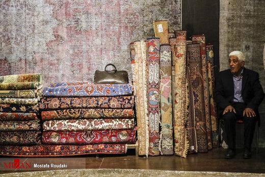 قیمت گرانترین فرش دستباف ایران؛ متری ۶۰ میلیون تومان