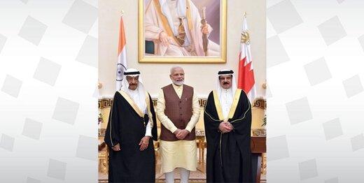 توافق هند و بحرین درباره همکاری در زمینه «امنیت دریایی» در خلیجفارس