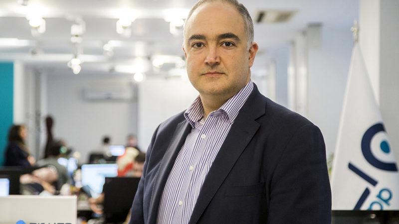 ژوبین علاقبند، مدیرعامل اسنپ