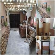 اقامتگاه بومگردی آقا جان بیک در روستای تویه رودبار دامغان افتتاح میشود