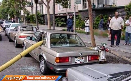 انتقامهای متفاوت! لطفا درست پارک کنید