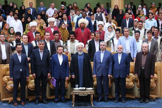 روحانی: مخالفان مذاکره انگار نمی خواهند پنبه را از گوش خود درآورند