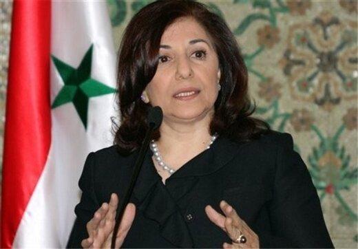نظر مشاور اسد درباره حمایتهای ایران از سوریه/ به مبارزه با تروریسم ادامه می دهیم
