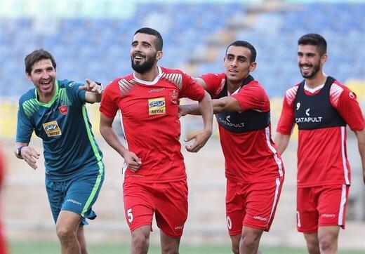 هافبک پرسپولیس به تیم ملی عراق دعوت شد