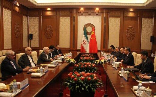 در دیدار ظریف با همتای چینی چه گذشت؟ / 6 موضوع مهم در دستور مذاکرات