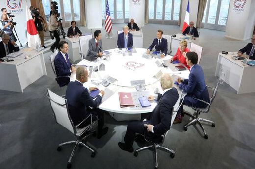 مفاد سند جی 7 منتشر شد/ 6 موضوع مهم دغدغه رهبران جهان