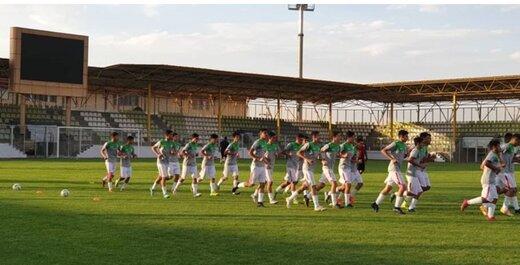 پیروزی قاطع تیم فوتبال نوجوانان ایران برابر عراق