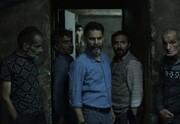 فیلم | ترسیدن پیمان معادی از یک افسر پلیس در پشت صحنه متری شیش و نیم