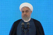 Rouhani underlines Iran's policy of interacting with world