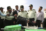 تصاویر | ۶۷۳ مجرم در پایتخت بازداشت شدند