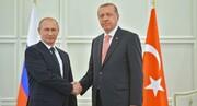 دیدار پوتین و اردوغان و بازدید از سوخو۵۷ / اردوغان: مبادلاتمان باید به ۱۰۰میلیارد دلار برسد