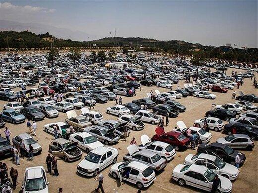 خواب تابستانی بازار خودرو ادامه دارد / تیبا ۲ میلیون تومان ارزان شد