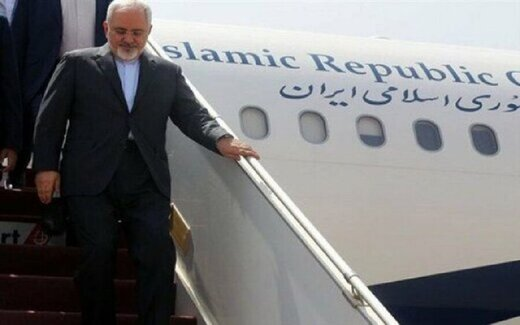 FM Zarif in Moscow to discuss JCPOA, regional issues