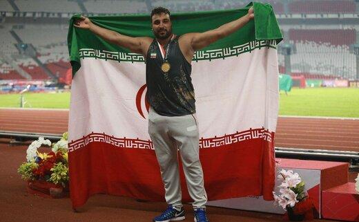 احسان حدادی:عاشق مدال المپیک هستم