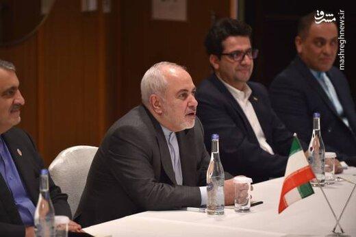ظریف: آمریکا برای مذاکره باید بلیت بازگشت به برجام را خریداری کند/ خواهان دیداری با نتیجه هستیم