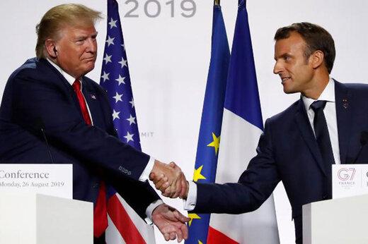 فیلم | دست دادنها و بغل کردنهای غیر متعارف سران G7