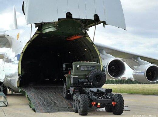 روسیه ارسال سری دوم سامانه اس۴۰۰ به ترکیه را از سرگرفت