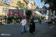 تصاویر | تهران آماده عزاداری محرم