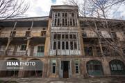 تصاویر | اولین هتل اروپایی ایران که حالا ویرانه است
