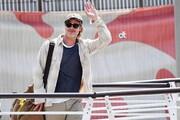 برد پیت در جشنواره ونیز/ عکس