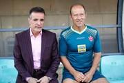 دیدار انصاریفرد و کالدرون با سفیر آرژانتین و برزیل
