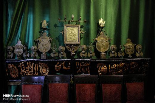 آمادهسازی شهر تهران برای ماه محرم