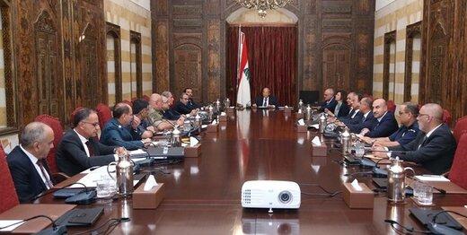 لبنان رسما اسرائیل را تهدید به پاسخ کوبنده کرد