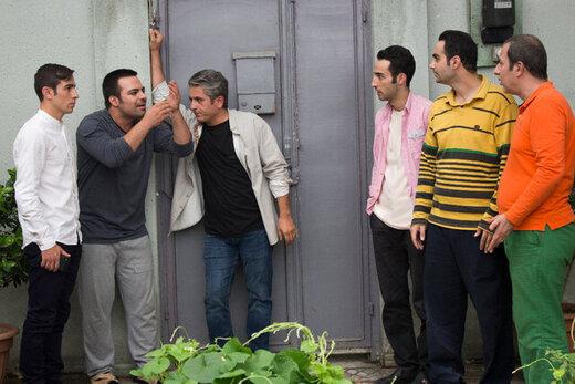 بازی فرشاد احمدزاده در یک سریال با موضوع اعتیاد