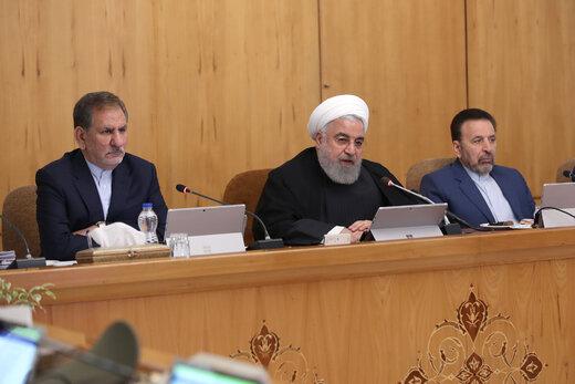 روحانی:باید با دنیا حرف بزنیم/سفرهای ظریف برای تامین منافع مردم است