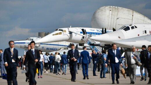 نمایشگاه بین المللی هوافضای روسیه (ماکس۲۰۱۹)