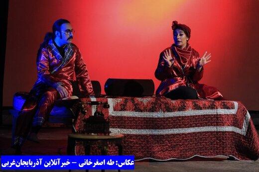 تئاتر «از گوشه تبریز تا پردههای ترابزون»