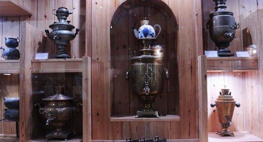 گشتی در موزه چای لاهیجان | آرامگاه کاشف السلطنه
