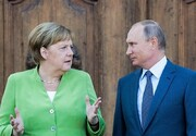مرکل جزئیات مذاکرات درباره برجام را به پوتین اعلام کرد