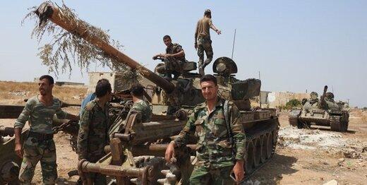 آزادسازی «الخوین» در ادلب سوریه / حملات النصره در غرب حماه دفع شد