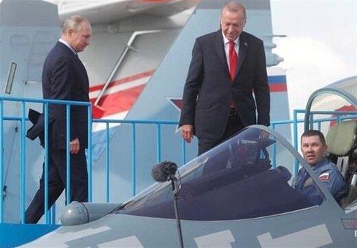 تهدید اردوغان به انصراف از خرید اف 35 و خرید جنگنده روسی/ هر چیزی ممکن است