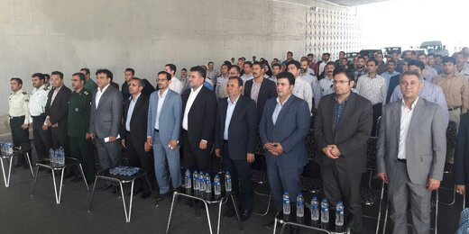 افتتاح زیرگذر بهارستان خرم آباد