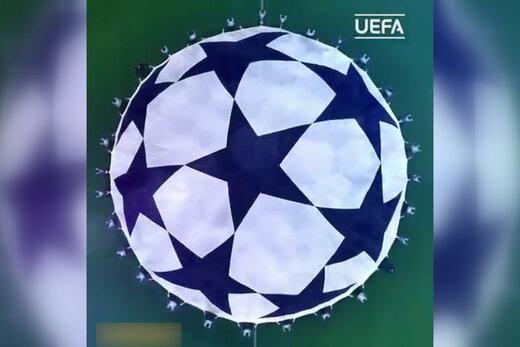 فیلم | تیزر یوفا برای شروع فصل جدید رقابتهای لیگ قهرمانان اروپا