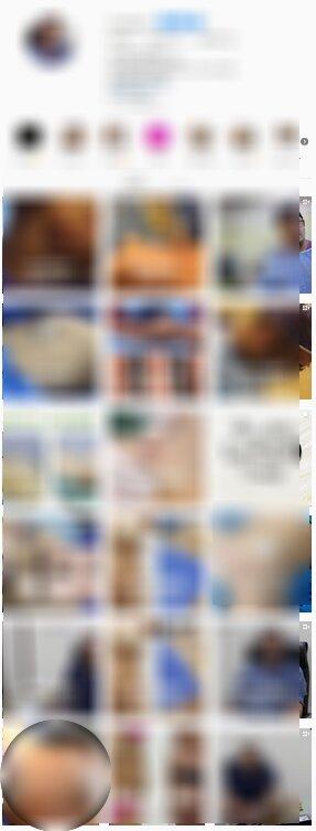 تاپ شنبه////////// اتمام حجت پلیس با پزشکان منشوری/ سرهنگ کاظمی: انتشار تصاویر برهنه بیماران در اینستاگرام جرم است + عکس