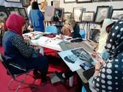 نمایشگاه هفته دولت در اهواز