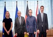 موگرینی با سایر اعضای برجام درباره ایران گفتوگو میکند