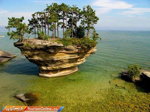 دریاچه هیوران کانادا