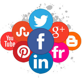 شبکههای اجتماعی چه قدر در دنیا نفوذ کردند؟