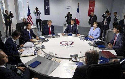 تحلیل گاردین از نشست امسال جی7 / نشست بعدی بعد از ترامپ برگزار شود