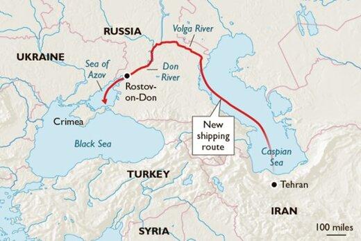 تایمز: روسیه به ایران مسیر مصون از تحریم برای انتقال نفت پیشنهاد داد!