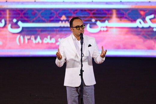 فیلم   بخشی از جشن سینمای ایران که به محمدرضا شجریان هدیه شد