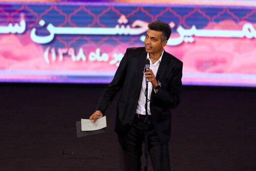 فیلم | تشویق تمامنشدنی عادل فردسیپور این بار در جشن خانه سینما!