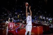 دومین شکست ایران در جام جهانی بسکتبال
