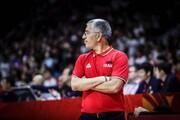 حرفهای سرمربی تیم ملی بعد از صعود تاریخی بسکتبال به المپیک