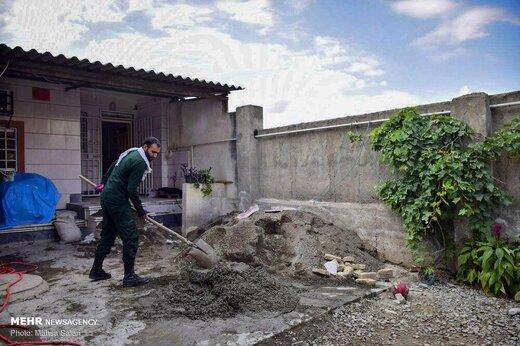 حافظان امنیت در لباس جهاد در گلستان