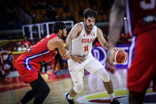 صمد بسکتبال ایران بالاخره انتظارها را برآورده کرد!